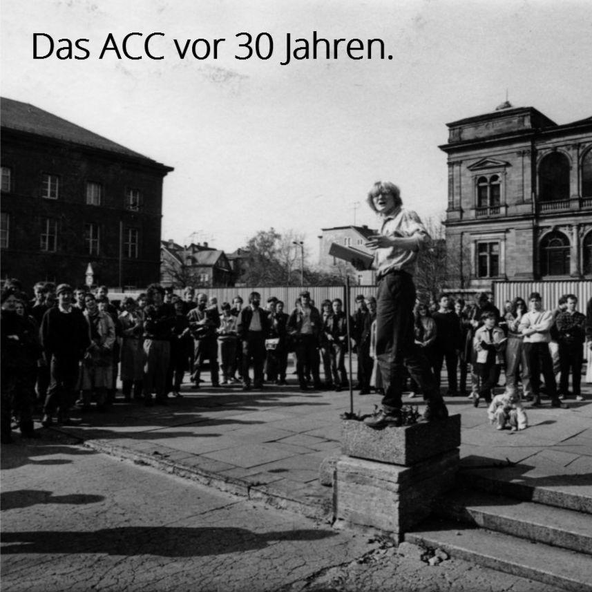 Das ACC vor 30 Jahren