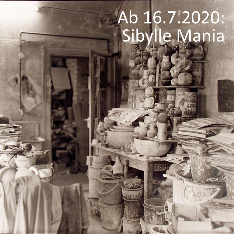 Atelier Martin Möhwald, Foto: Sibylle Mania.